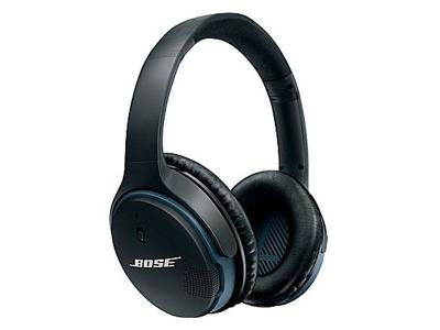 Bose SoundLink around-ear wireless headphones II SOUNDLINK AEII(Black)