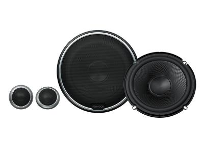 Kenwood 6-1/2 Component Speaker - KFCP710PS