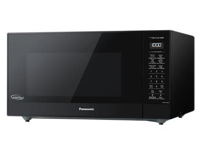 Panasonic 1.6 Cu. Ft. Counter Top Microwave With Large Capacity And Easy Heating - NN-ST75LB
