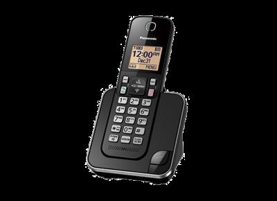 Panasonic Digital Cordless Phone System - KXTGC380B