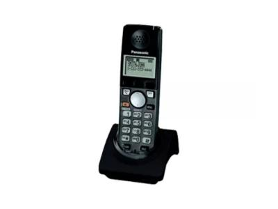 Panasonic Cordless Extension Handset With Caller Id Or Call Waiting - KXTGA670