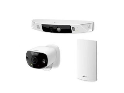 Panasonic Wireless Outdoor HD Cameras  - KXHN7052