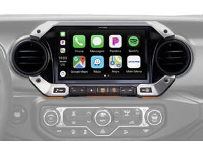 Alpine 9-In Weather-Resistant Navigation System with Off-Road Mode - X409-WRA-JL