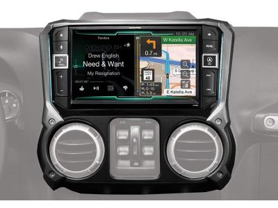 Alpine  9 Inch Avn System for 2011 and Up Jeep Wrangler - X209-WRA