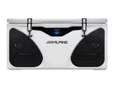 Alpine In-Cooler Entertainment System - PWD-CB1