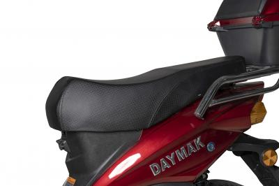 Daymak 500W , 84V Electric Scooter in Red - Vienna 84 (R)