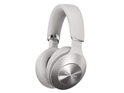 Technics Wireless Noise Cancelling Stereo Headphones In White - EAH-F70N (W)