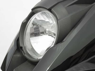 Daymak EBike With LED Back Lit Display In Black - Swift (B)