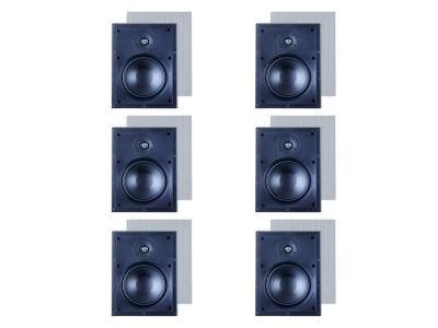 Paradigm C65-IW In-Wall Speakers Of 6 Pack(Each) - C65-IW(6 each)