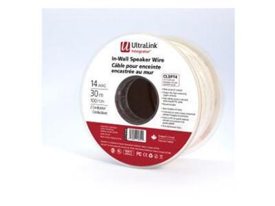 Ultralink Ul Integrator In Wall Speaker Wire 2-c 16 Gauge CL216100
