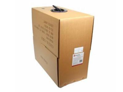 Ultralink - Integrator Rg6 1000ft Cl3 Quad Shield Pull Box Ul Rated RG6QS1000