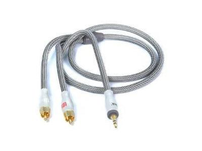 Ultralink Caliber Mp3 Cable, 1M UMP31M