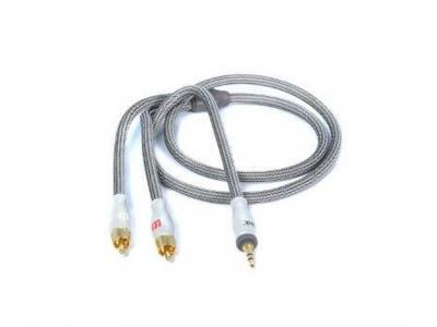 Ultralink Caliber Mp3 Cable, 2M UMP32M