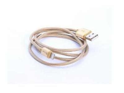 Ultralink - Lightning Cable For Apple 1 Meter Gold ULAL1MGO