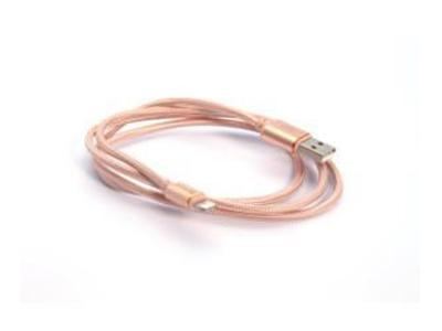 Ultralink - Lightning Cable For Apple - 1M Rose Gold ULAL1MRG