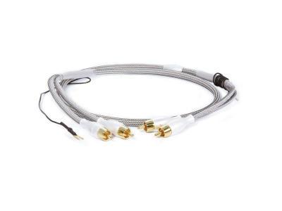 Ultralink Caliber Audio 1m Premium Phono Turntable Cable - UAP1M