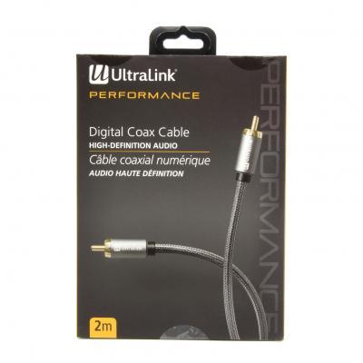 Ultralink 2m Digital Coax Cable - ULP2DC2