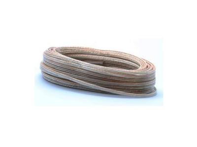 Ultralink 100 Ft 24 Awg Speaker Cable Clear UHS100