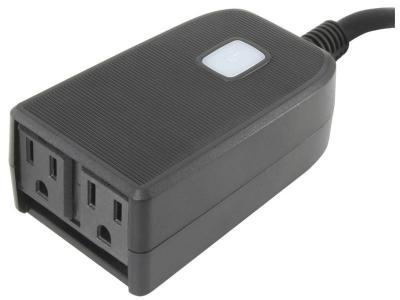 Ultralink Dual Outdoor Smart Home Smart Wifi Plug - USHOWP2